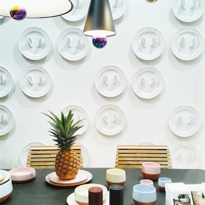 Salon Maison&Objet / Petite friture / Blog Atelier rue verte /
