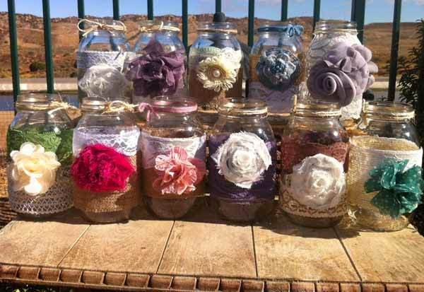 Wedding Decoration Ideas Mason Jars UK pictures