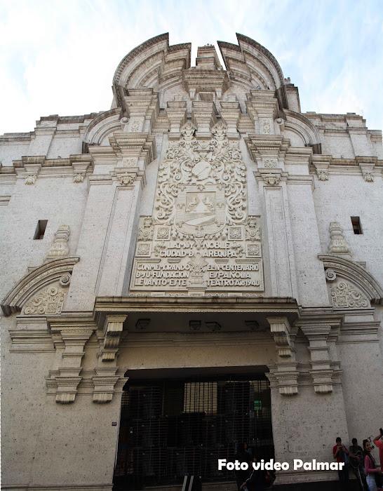 Teatro Municipal de Arequipa