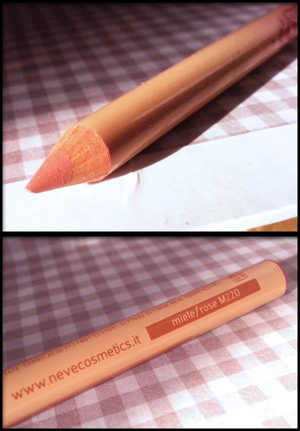 Neve Cosmetics - Pastello Labbra Miele Rose