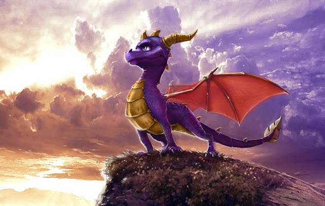 Spyro,Spyro games, play station