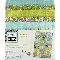Paisley Star Quilt Kit