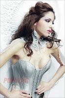 hot Foto Chantal Dewi di Majalah Popular