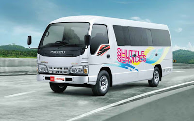 Tarif Sewa Bus Pariwisata Bandung