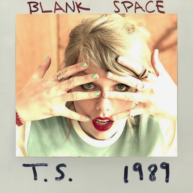 Blank space lyrics taylor swift 1989