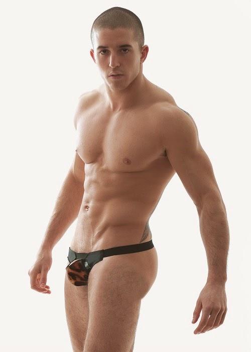GBGB Wear Mens Underwear Balls strap