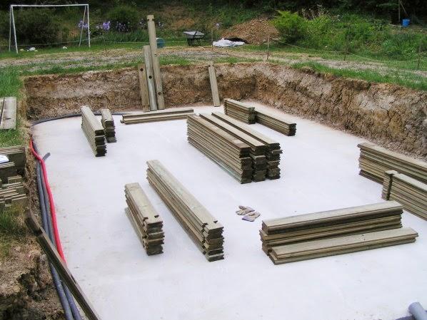 Le blog des piscines difloisirs les tapes d 39 une for Etape construction piscine