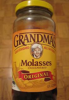 Vegan Blog Veega Molasses Bottle