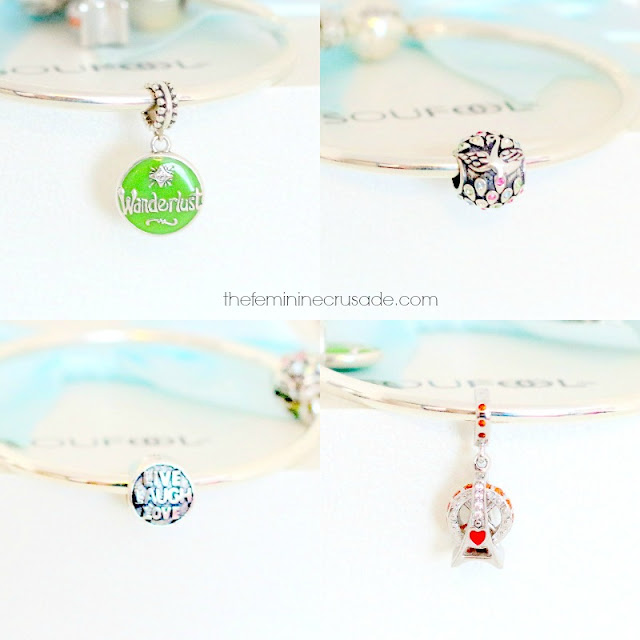 Soufeel Sterling Silver Charms