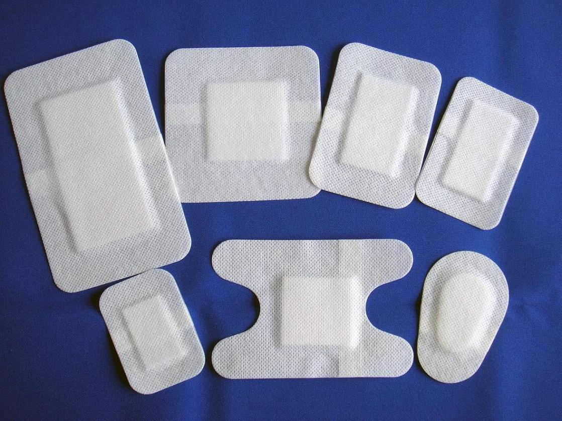 paraffin gauze dressing bp how to use