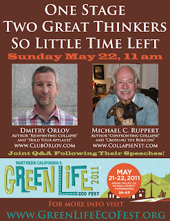 Michael C. Ruppert at Green Life Eco Fest 2011 thumbnail