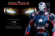Wallpaper Film Iron Man 3 (iron man )