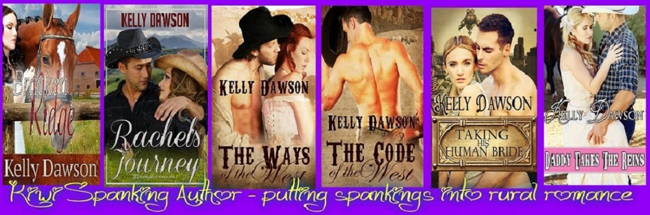 Kelly Dawson Author
