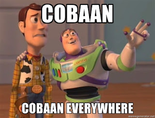 Cobaan...cobaan everywhere