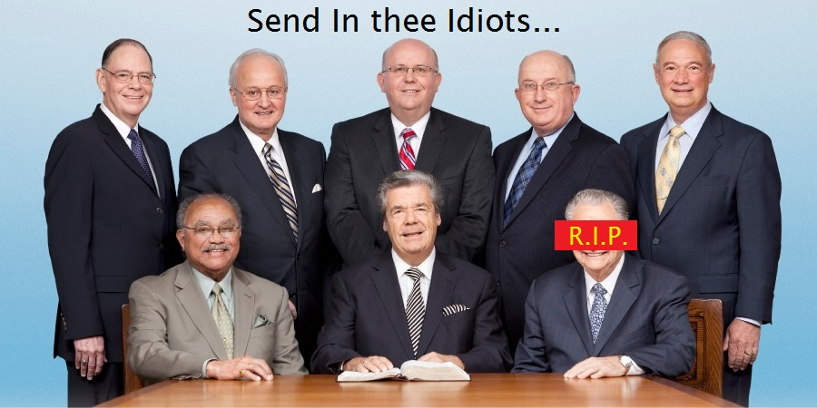 Send In Thee Idiots