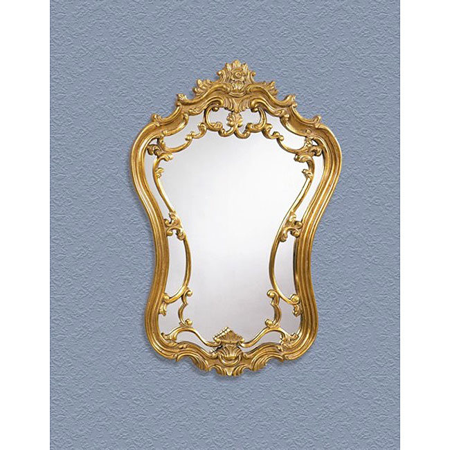 Horchow Golden Mirror Copycatchic