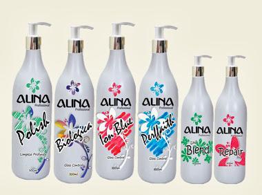 Catálogo dos Produtos Alina