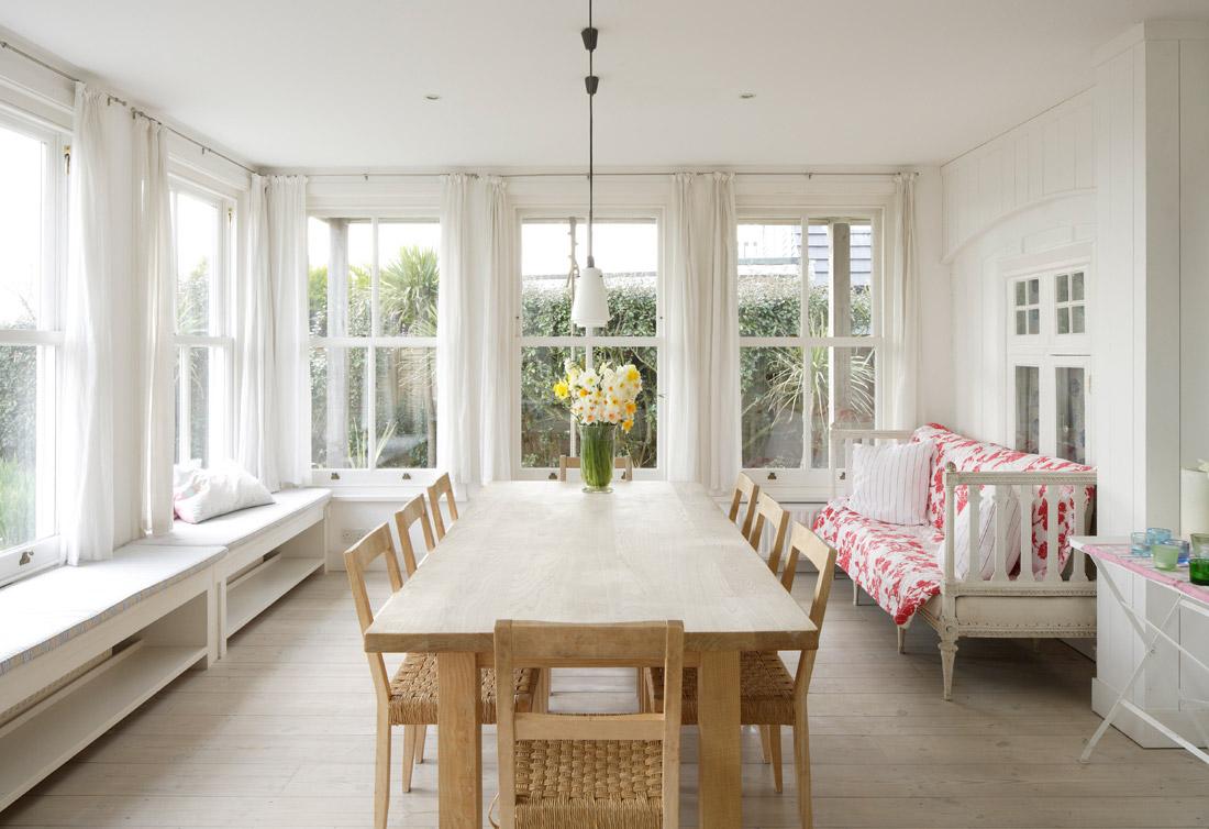 Borboleta decoraci n casa en la playa for Beautiful beach house interiors