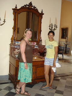 Obese in 2008 - this is me at my highest weight on a trip to Cuba before starting P90X in 2012