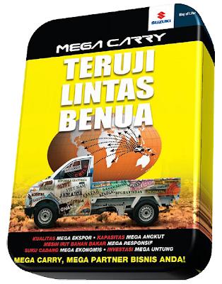 PROMO MOBIL SUZUKI MEGA CARRY AWAL TAHUN 2014