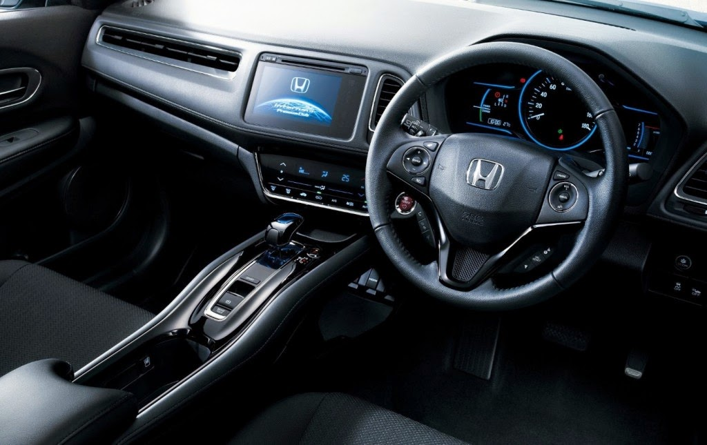 Honda HR-V latest car honda