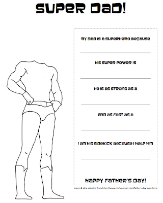 photo relating to Father's Day Fill in the Blank Printable identify Preschool Crafts for Youngsters*: Fathers Working day Printable \