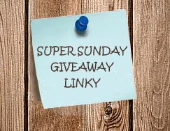 Super Sunday Giveaway Linky