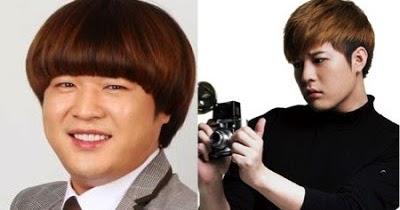 10 Foto Artis Korea Sebelum dan Sesudah Diet