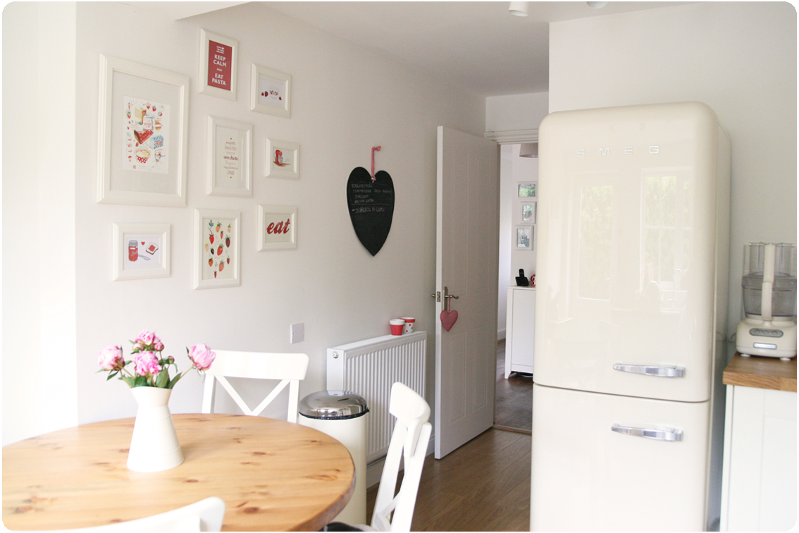 Stampe Per Cucina Country : Countrykitty: in love with my kitchen wall