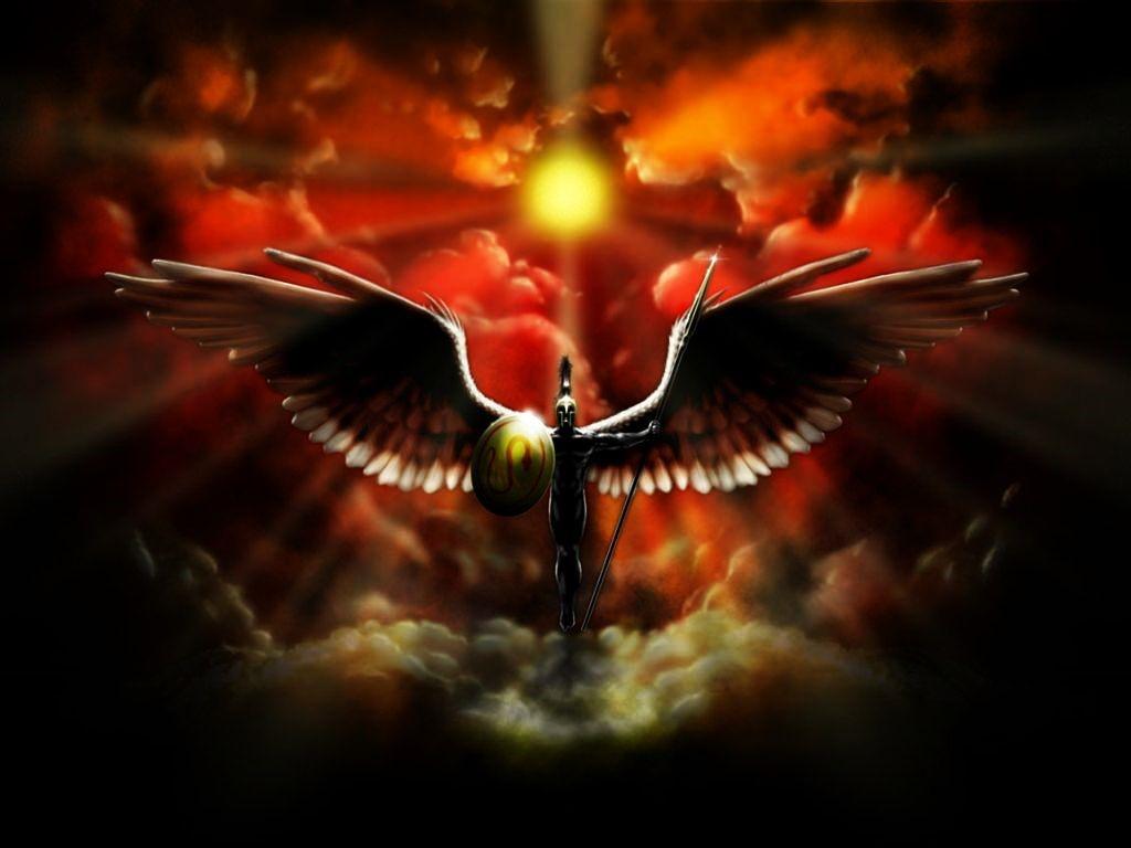 Centurion Angel Wallpaper