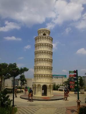 Gambar Menara pisa