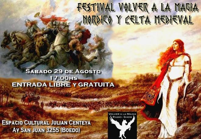 Festival Volver a la Magia Nordico & Celta Medieval Folk