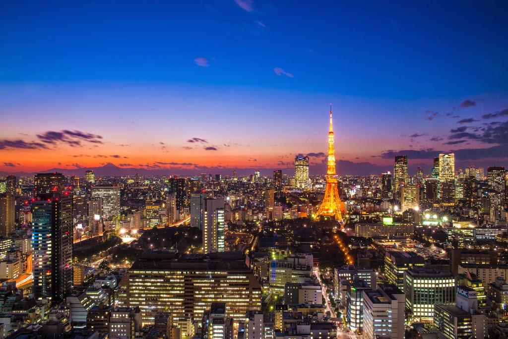 största staden i världen