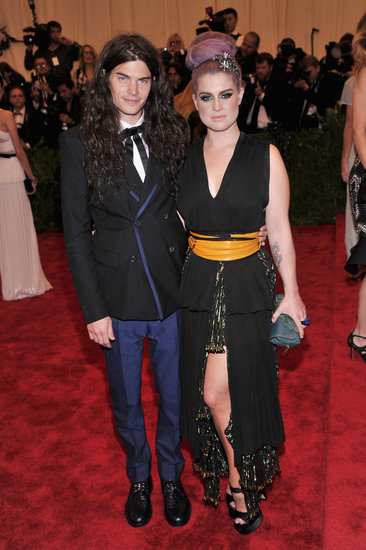 date night on the met gala red carpet