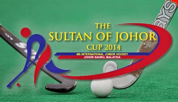 Malaysia Vs New Zealand Hoki Piala Sultan Johor 2014