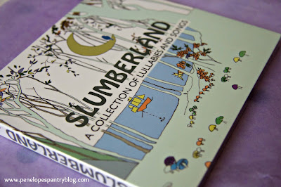 Slumberland CD review and giveaway