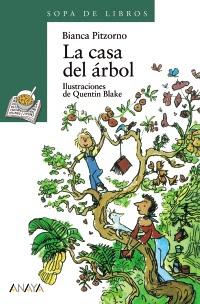 La casa del árbol libro