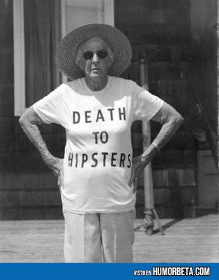 Muerte a los Hipsters