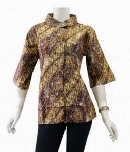 Foto Baju Batik Cirebon