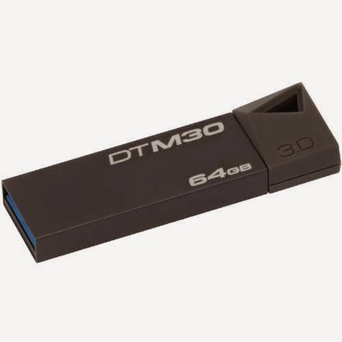 Buy Kingston DTM30 64GB USB 3.0 Pendrive Rs 1,999 only at ShopClues