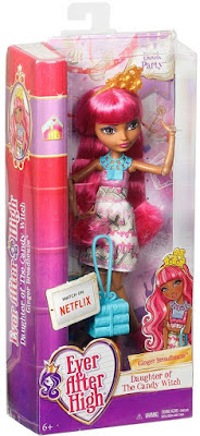 TOYS : JUGUETES - EVER AFTER HIGH : Book Party  Ginger Breadhouse | Muñeca - Doll  Producto Oficial 2015 | Mattel  | A partir de 6 años  Comprar en Amazon España & buy Amazon USA