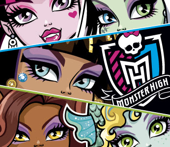 59259 Monster High Monster High