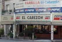 ¿TE ACORDAS DE LA PARRILLA EL CABEZON?