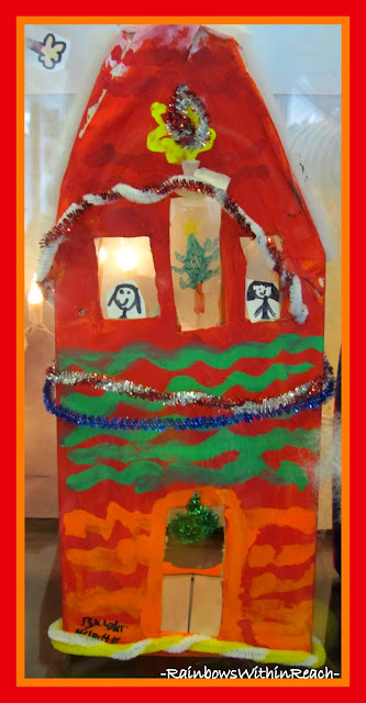 photo of: A Home Painted for a Kweezletown Diva at RainbowsWithinReach