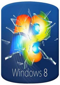 Windows 8 32 e 64 Bits 2012