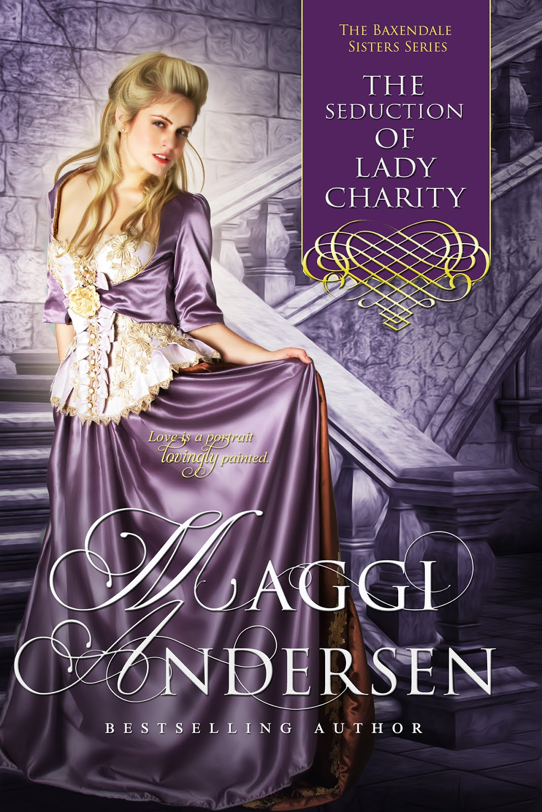 The Seduction of Lady Charity - The Baxendale Sisters
