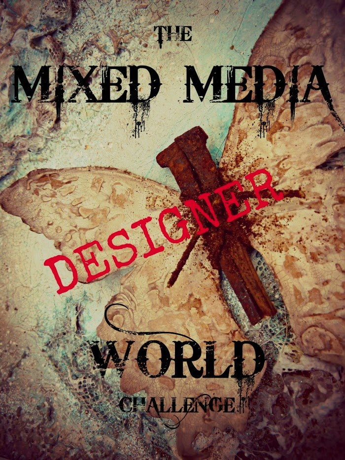 Delighted to Design for Mixed Media World