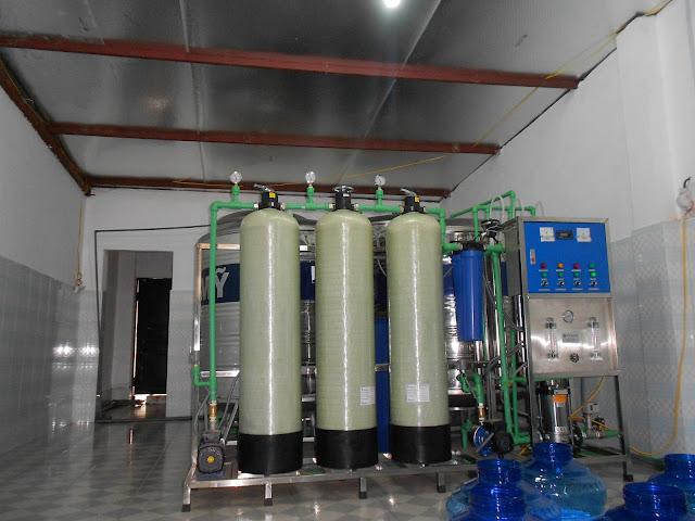 Máy lọc RO công nghiệp tại Thanh Hóa 1000l/h