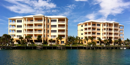 Luxury Waterfront Bahamas Condos for Sale, Grand Bahama