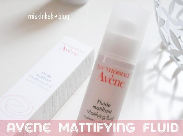 Avene Mattifying Fluid - Matlaştırıcı Cilt Bakım Kremi